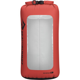 Sea to Summit View Kuivapussi 20l, red